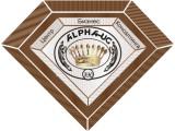 """Логотип """"АЛЬФА-ЮГ"""" Центр Кадровых Решений"""