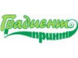 Логотип Градиент-принт