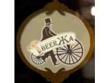 Логотип BeerЖа, пивной ресторан