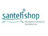 Логотип SantehShop, интернет-магазин