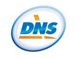 "Логотип Компьютерный Центр ""DNS"""