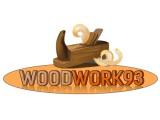 Логотип WoodWork93, ИП