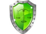 """Логотип КРОО """"Защита прав потребителей и страхователей Краснодарского края"""""""