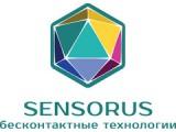"""Логотип ООО """"Сенсорус"""""""