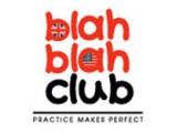 Логотип Blah Blah Club - Английский язык в Краснодаре