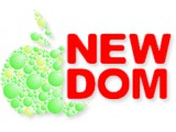 Логотип NewDom-аренда