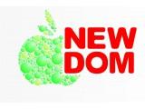 Логотип NEW DOM