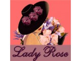 Логотип Lady Rose ( Леди Роуз ) - Интернет-магазин цветов в Краснодаре