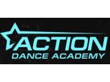 Логотип Action, танцевальная студия