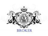 Логотип BROKER