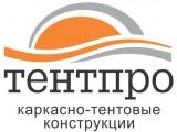 """Логотип """"ПК """"ТЕНТПРО"""", ООО"""
