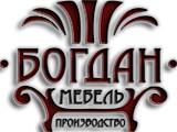 "Логотип Мебельное производство ""Богдан"""