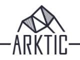 Логотип Arktic - студия веб-дизайна