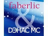 Логотип Центр выдачи Faberlic&ДЭНАС