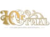 Логотип Дизайн студия интерьеров Юг-Стиль