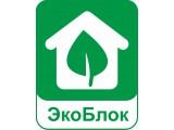 Логотип ЭкоБлок, ООО