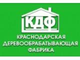 Логотип Краснодарская деревообрабатывающая фабрика, ООО