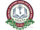 """Логотип Сеть Лингвистических детских садов """"Alice"""""""