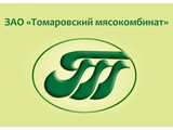 Логотип Томаровский мясокомбинат, ЗАО