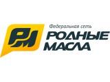Логотип Родные масла